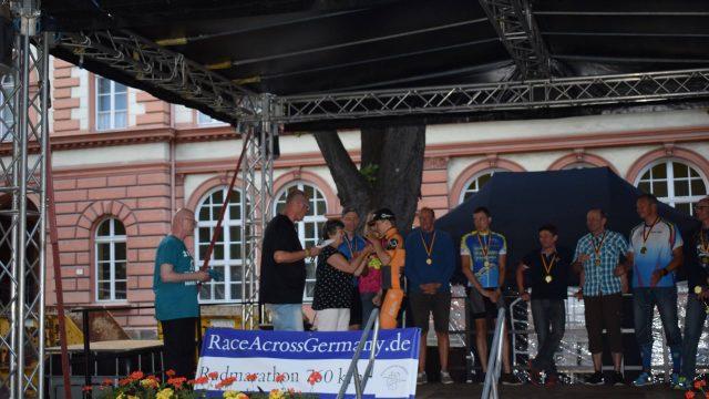 Der Längste Radmarathon Durch Deutschland Race Across Germany